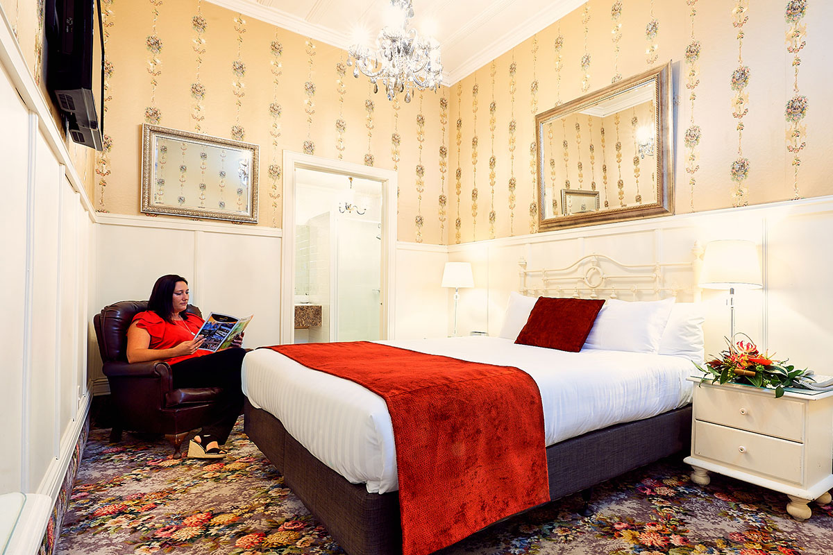 Classic Rooms Princes Gate Hotel