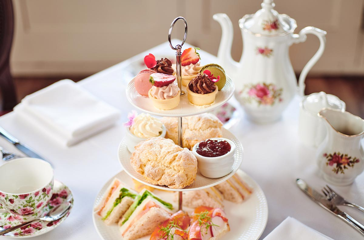 High Tea Prince S Gate Hotel